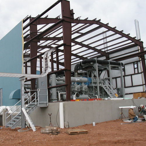 compressor-station-facility