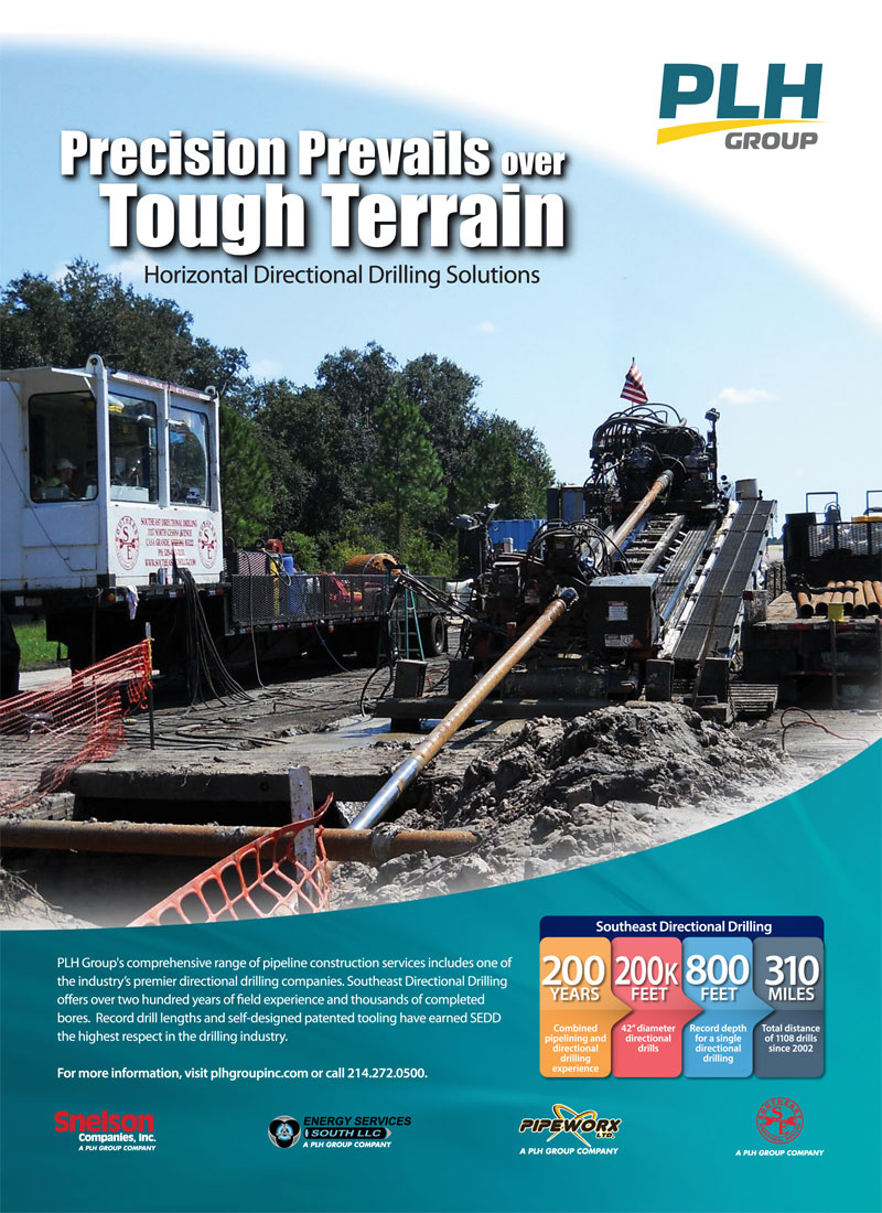 Southeast Directional Drilling Featured in Industry Journal