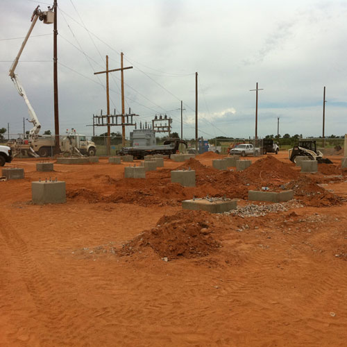substation-foundation
